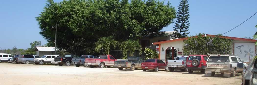 Cheers Restaurant Belize